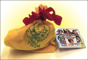 Capcom collection figure crane game Tron Bonne