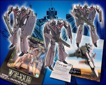 Macross Transformable Action figure Die Cast VF-11B