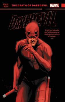 DAREDEVIL BACK IN BLACK VOL. 08: DEATH OF DAREDEVIL (TRADE PAPERPBACK)