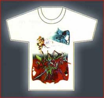 Vision of Escaflowne In Vans arms T-shirt XL