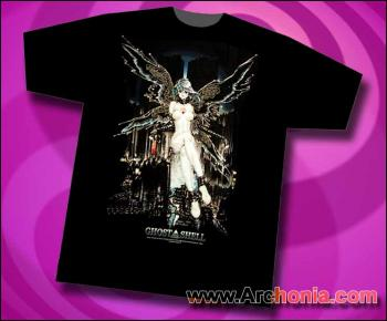 Shirow Ghostly vision T-shirt L