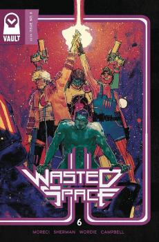 WASTED SPACE #6 (MR)
