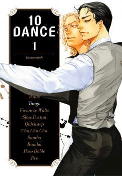 10 Dance vol 01 GN Manga