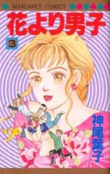 Hana yori dango manga 03