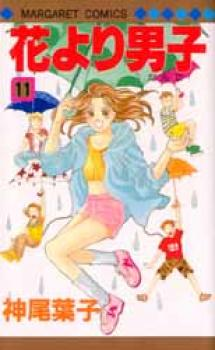 Hana yori dango manga 11