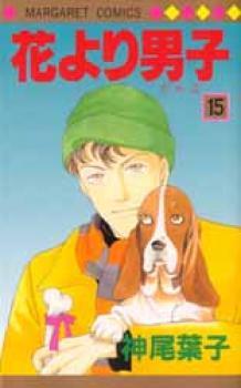 Hana yori dango manga 15