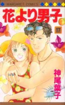 Hana yori dango manga 17