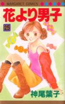 Hana yori dango manga 25