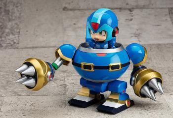 Mega Man X Nendoroid More Rabbit Ride Armor 14 Cm
