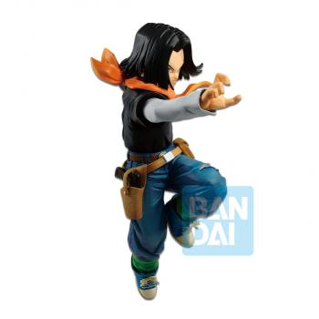 Dragonball Z The Android Battle PVC Figure - Android 17