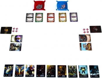 Temporal Odyssey Card Game
