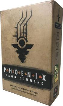 Phoenix Dawn Command Role Playing Game