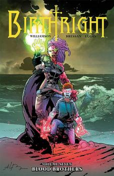 BIRTHRIGHT VOL. 07 (TRADE PAPERBACK)