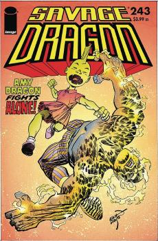 SAVAGE DRAGON #243 (MR)