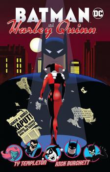 BATMAN & HARLEY QUINN (TRADE PAPERBACK)