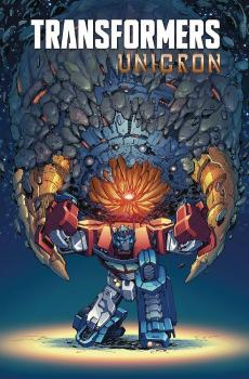 TRANSFORMERS: UNICRON (TRADE PAPERBACK)