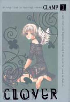 Clover manga 1