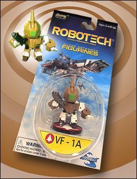 Robotech Super-deformed figure VF-1A