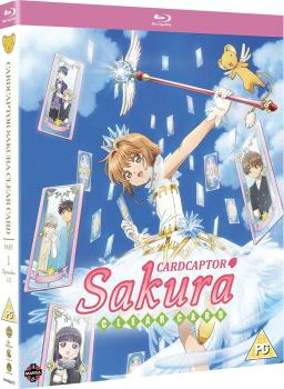 Cardcaptor Sakura Clear Card Part 01 Blu-Ray UK