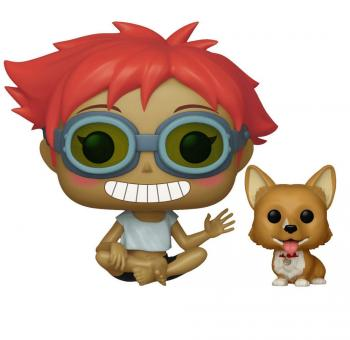 Cowboy Bebop POP Vinyl Figure - Edward & Ein Pop & Buddy