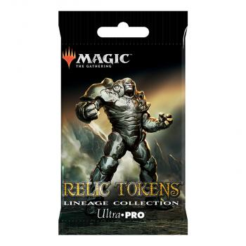 Ultra Pro Magic The Gathering Relic Tokens - Lineage Collection