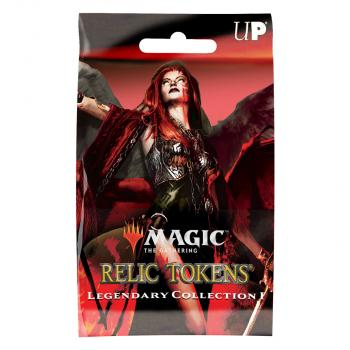 Ultra Pro Magic The Gathering Relic Tokens - Legendary Collection