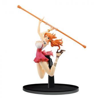 One Piece BWFC PVC Figure - Nami Normal Color Ver.