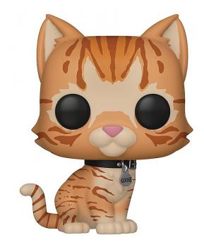CAPTAIN MARVEL POP VINYL FIGURE - GOOSE THE CAT