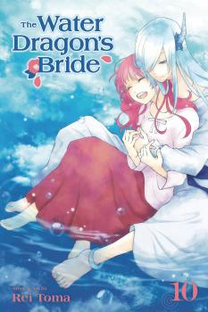 Water Dragon's Bride vol 10 GN Manga