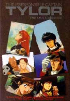 Irresponsible captain Tylor OVA series vol 2 DVD