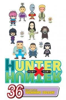 Hunter X Hunter vol 36 GN Manga