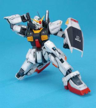 Mobile Suit Gundam Plastic Model Kit - MG 1/100 RX-178 MK2 Ver 2.0