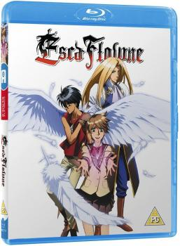 Escaflowne Complete TV Series Blu-Ray UK