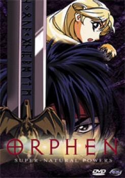 Orphen vol 2 Supernatural powers DVD