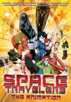 Space travelers vol 1 DVD
