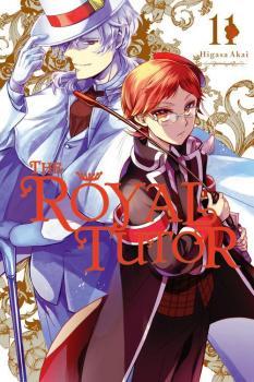 Royal Tutor vol 11 GN Manga