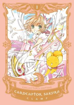 Cardcaptor Sakura Collector's Edition vol 01 GN Manga