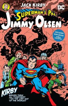 SUPERMANS PAL JIMMY OLSEN BY JACK KIRBY (TRADE PAPERBACK)