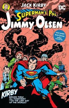 SUPERMANS PAL JIMMY OLSEN BY JACK KIRBY (TRADE PAPERBACK)