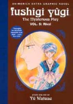 Fushigi Yugi vol 5 Rival TP