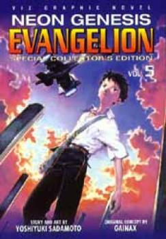 Neon genesis evangelion book 5 TP Collectors edition