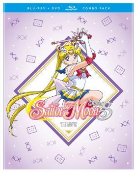 Sailor Moon Super S The Movie Blu-Ray/DVD