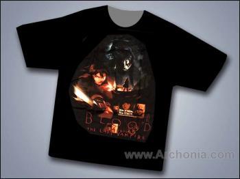 Blood the last vampire No rule, no limit T-shirt L