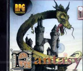 Fantasy RPG CD soundtrack