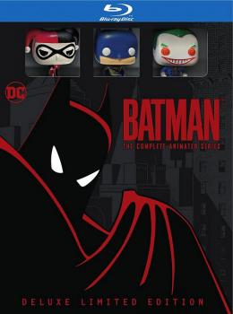 Batman The Complete Animated Series Deluxe Limited Edition Blu-Ray (Damaged Packaging)