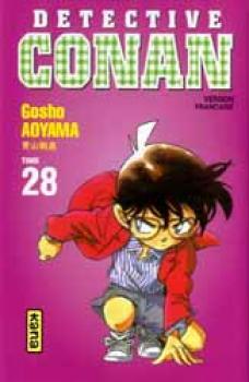 Detective Conan tome 28