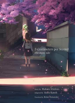 5 Centimeters per Second: one more side Novel
