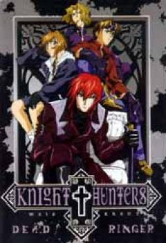 Knight hunters vol 1 Dead ringer DVD