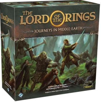 Lord of the Rings Boardgame - Journeys in Middle-Earth