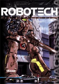 Robotech The Macross saga vol 05 DVD